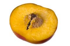 Fruta del melocotón Imagenes de archivo