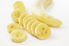 Fruta del plátano Fotos de archivo libres de regalías