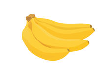 Fruta del plátano Imagen de archivo