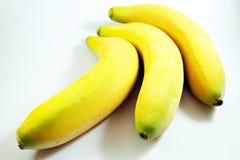 Fruta del plátano, fruta artificial - es la fruta falsificada 3 Imagen de archivo libre de regalías
