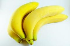 Fruta del plátano, fruta artificial - es la fruta falsificada 5 Imagen de archivo