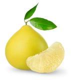 Fruta del pomelo Imagen de archivo