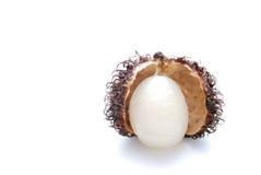 Fruta del Rambutan Fotografía de archivo libre de regalías