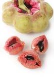 Fruta del tamarindo de Manila Imagen de archivo libre de regalías