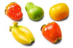 Fruta do ímã imagem de stock