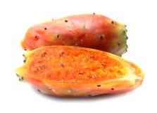 Fruta do cacto Imagem de Stock