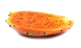Fruta do cacto imagens de stock