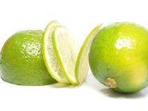 Fruta do cal Imagem de Stock Royalty Free