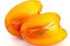 Fruta do caqui Fotografia de Stock Royalty Free