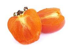 Fruta do caqui Foto de Stock Royalty Free