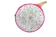 Fruta do dragão isolada Foto de Stock Royalty Free
