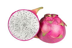 Fruta do dragão isolada Imagem de Stock Royalty Free