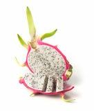 Fruta do dragão no fundo branco Imagens de Stock