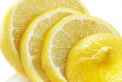 Fruta do limão Imagem de Stock Royalty Free