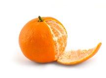 Fruta do mandarino Fotografia de Stock Royalty Free