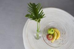 Fruta do pequeno almoço Imagens de Stock Royalty Free