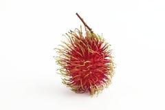 Fruta do Rambutan Imagens de Stock
