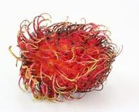 Fruta do Rambutan fotografia de stock