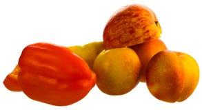 Fruta dos vegetais Fotografia de Stock