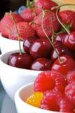 Fruta e bagas Fotos de Stock Royalty Free