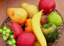 Fruta e verdura Imagens de Stock Royalty Free