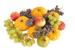 Fruta e verdura Imagens de Stock