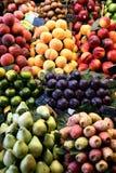 Fruta e verdura fotografia de stock royalty free