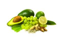 Fruta e verdura, dieta saudável Fotografia de Stock