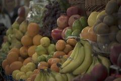 Fruta en el mercado Fotografía de archivo libre de regalías