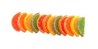 Fruta escarchada. imágenes de archivo libres de regalías