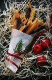 Fruta escarchada imagen de archivo