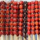 Fruta escarchada del hielo foto de archivo libre de regalías