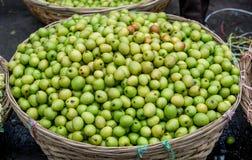 Fruta estacional popular en el nake kul/boroi de Bangladesh fotografía de archivo