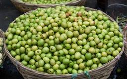 Fruta estacional popular en el nake kul/boroi de Bangladesh fotos de archivo libres de regalías