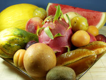 Fruta exótica Foto de archivo libre de regalías