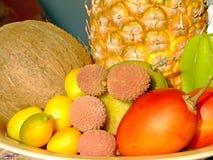 Fruta exótica Fotografia de Stock