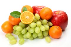 Fruta fresca Imagens de Stock