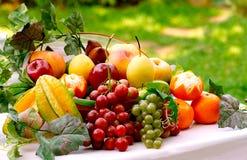Fruta fresca Imagenes de archivo