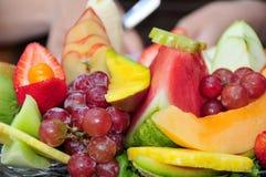 Fruta fresca fotografía de archivo libre de regalías
