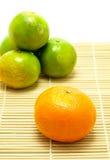 Fruta fresca anaranjada Fotografía de archivo libre de regalías
