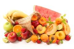 Fruta fresca Assorted Imagem de Stock