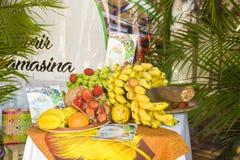 Fruta fresca de Madagascar foto de archivo libre de regalías