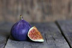 Fruta fresca del higo Foto de archivo libre de regalías