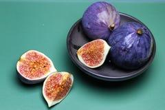 Fruta fresca del higo Fotografía de archivo libre de regalías