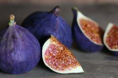 Fruta fresca del higo Fotografía de archivo