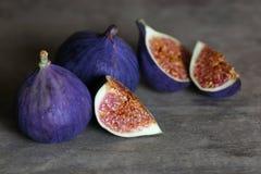 Fruta fresca del higo Foto de archivo