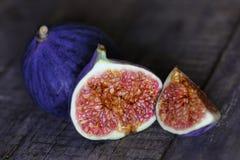 Fruta fresca del higo Imagen de archivo