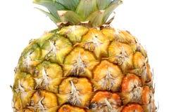 Fruta fresca del verano, textura sana de la piña Imagenes de archivo