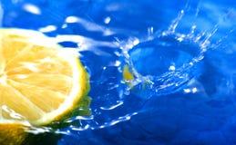 Fruta fresca, limón Foto de archivo