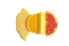 Fruta fresca mezclada Fotos de archivo libres de regalías